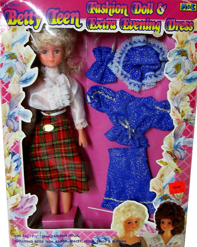Кукла Бетти Betty Teen в коробке упаковке NRFB