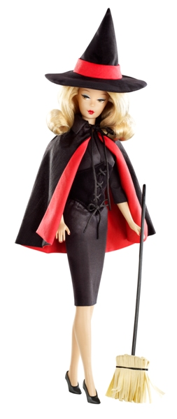 Bewitched Barbie 2011. Classic TV Collection