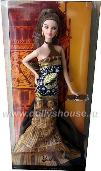 Коллекционная кукла Барби Биг Бен