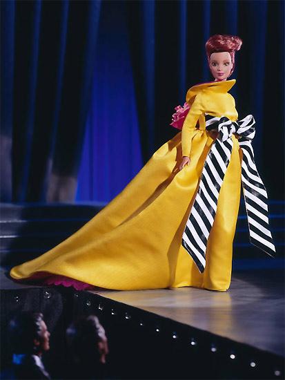 Дизайнерская Барби Bill Blass Barbie