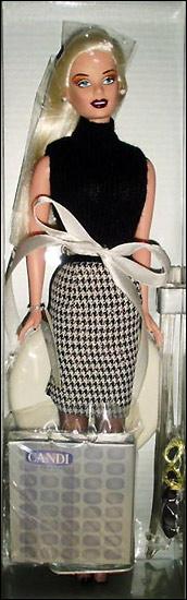 коллекционная кукла Candi Джейсон Ву