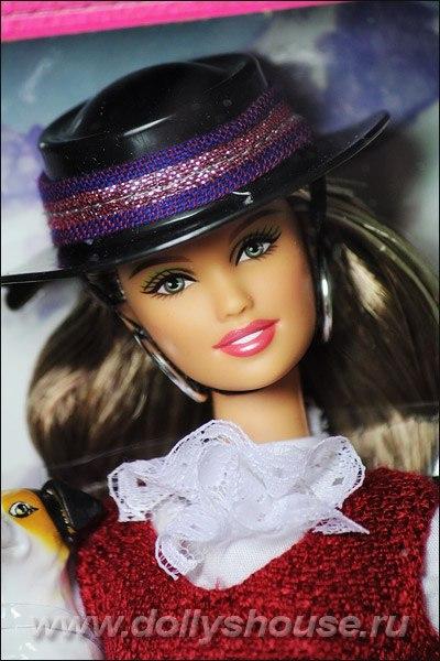 Коллекционная кукла Барби Чили