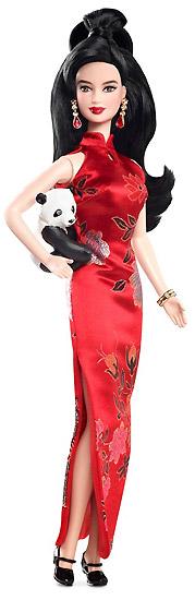 Коллекционная кукла Китаянка
