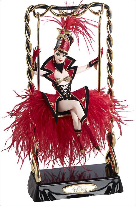 коллекционная кукла Барби Circus Barbie Боб Мэкки