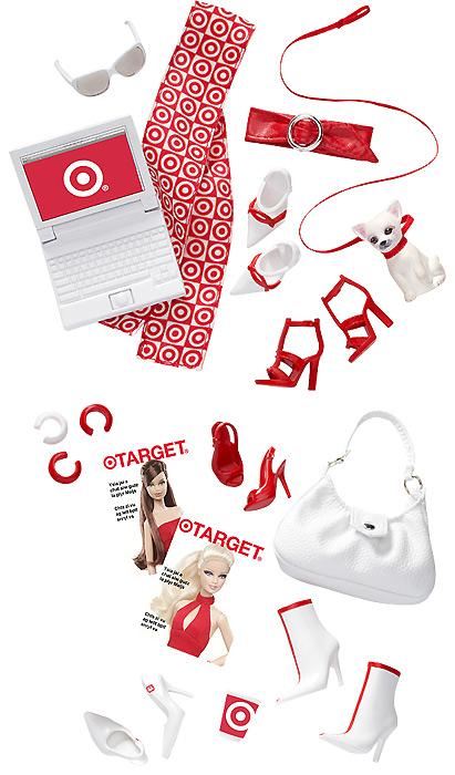 аксессуары для кукол Барби Target