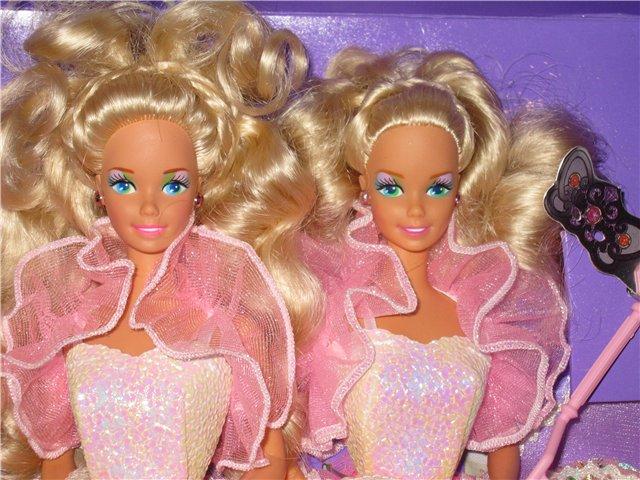 Куклы Барби 1990-х нашего детства Costume Ball Barbie