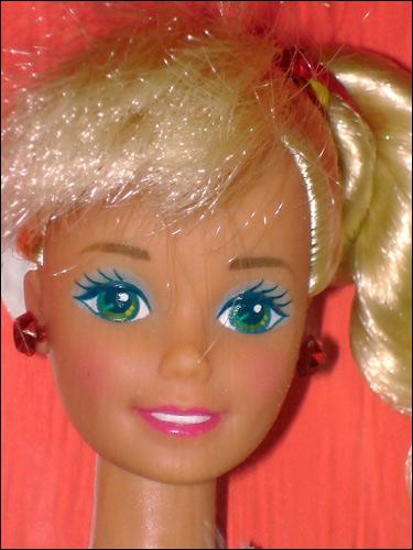 Коллекционная кукла Барби Чехословакия