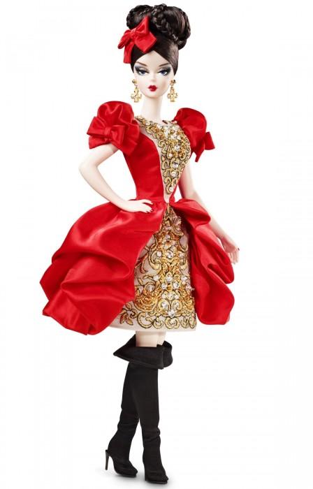2011 BFMC Russia: коллекция русских кукол Silkstone Barbie