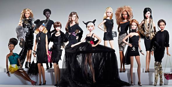 Дизайнерские куклы Барби единственный экземпляр