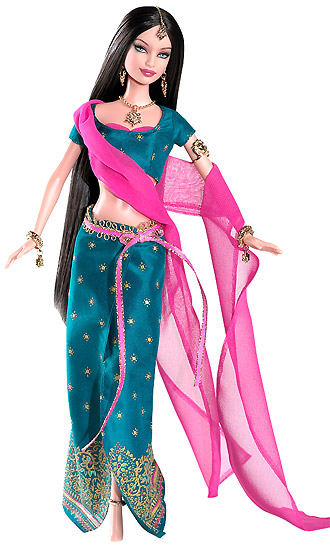 Коллекционная кукла Барби Дивали