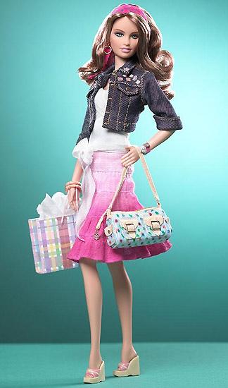 Коллекционная кукла Барби Dooney Bourke