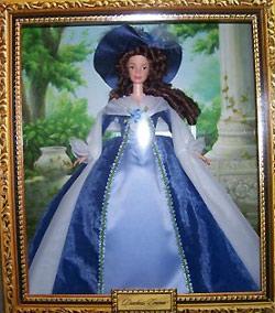 Коллекционная кукла Barbie Duchess Emma