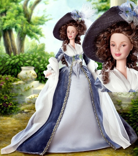 Девочки играют в куклы - Страница 3 Duchess-emma-barbie-promo