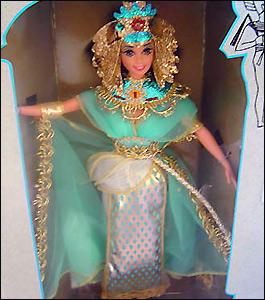 Коллекционная Барби Королева Египта