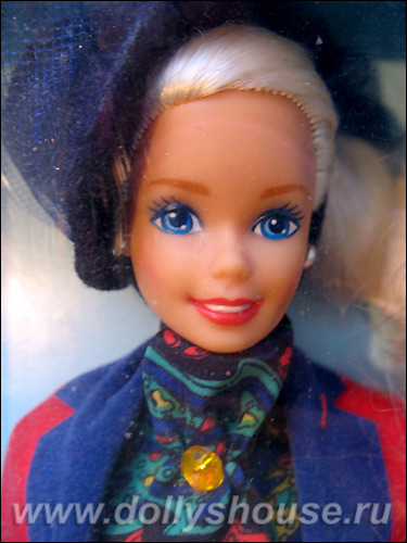 Кукла Барби англичанка English Barbie