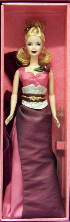 Коллекционная Барби Экзотическая Интрига Exotic Intrigue Barbie