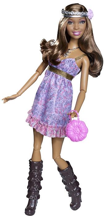 Кукла Барби Fashionistas Artsy Swappin' Styles Смени Свой Стиль