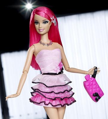 Swappin' Styles Fashionistas Barbie. Барби Модная Штучка «Смени Свой Стиль» со сменными головами
