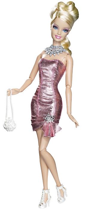 Кукла Барби Fashionistas Glam Swappin' Styles Смени Свой Стиль