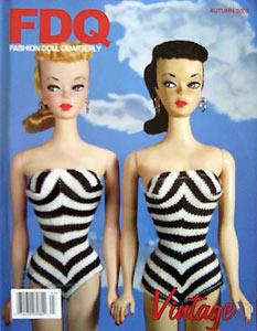 журнал для коллекционеров кукол Fashion Doll Quarterly