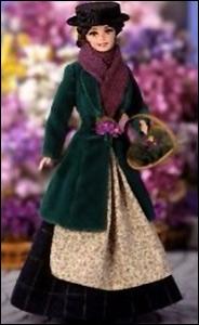 Коллекционная Барби Одри Хэпберн Моя Прекрасная Леди