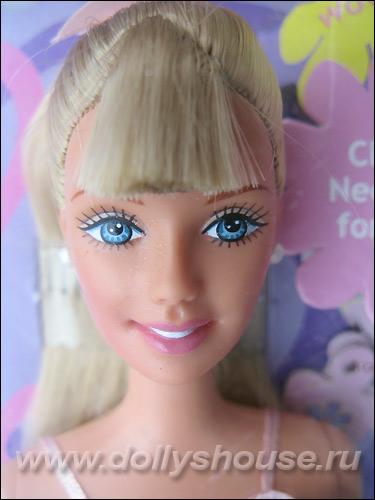 Кукла Барби Цветочная Мания Flower Mania Barbie