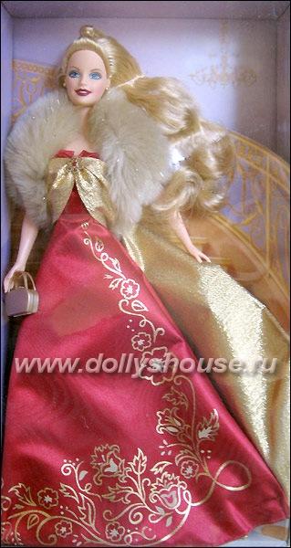 Кукла Барби Бал Блестящий