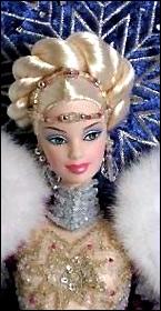 Коллекционная кукла Барби Богиня Арктики