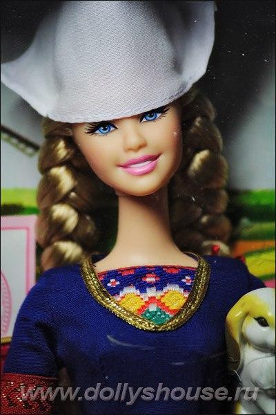 Кукла Барби голландка