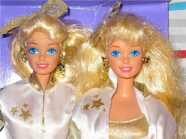 Куклы Барби 1990-х нашего детства Стиль Голливуд Hollywood Hair Barbie