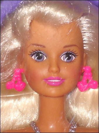 Игровой набор макияж для куклы Синди 1990-х