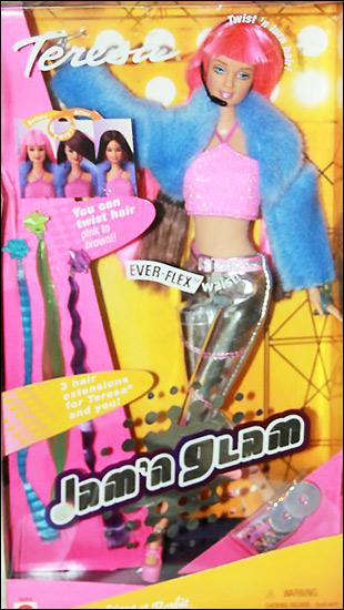 Кукла от Маттел Jam Glam Teresa