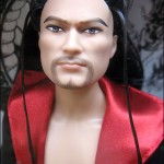 коллекционная кукла Кен Япония самурай