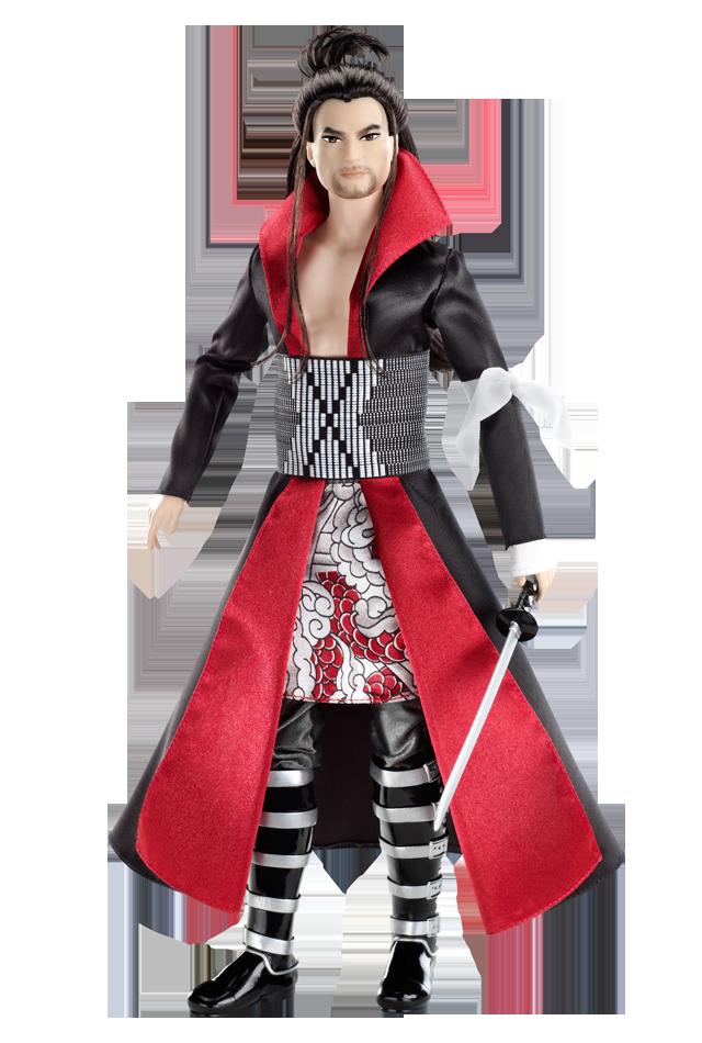 Коллекционная кукла Кен - Japan Ken 2011