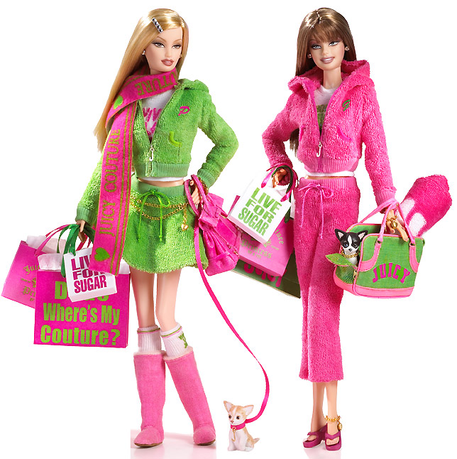Barbie с куклой ralph lauren barbie или donna karan barbie