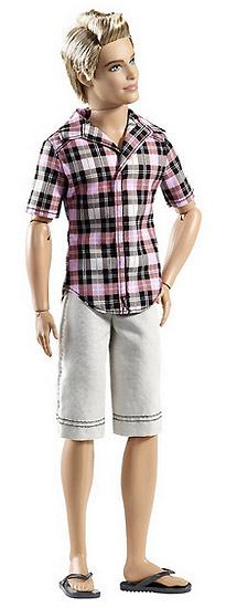 кукла Кен шарнирный Модная Штучка Кен