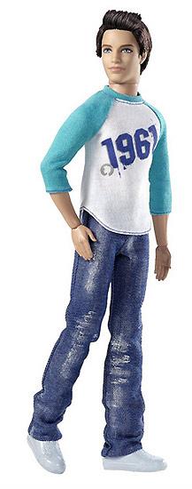 кукла Кен Модная Штучка Смени свой Стиль