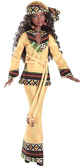 Коллекционная кукла Барби из серии стран мира