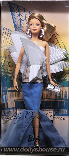 Коллекционная кукла Барби Сидней Опера