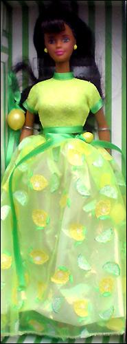 Темнокожая Барби Лимонный Сорбет