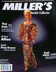 Журнал для коллекционеров Барби Miller's