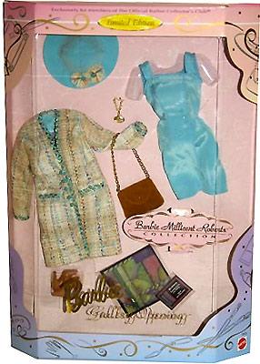 Аутфит Gallery Opening для Barbie Millicent Roberts