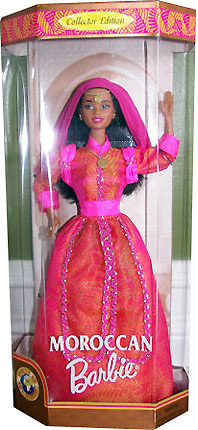 Moroccan Barbie