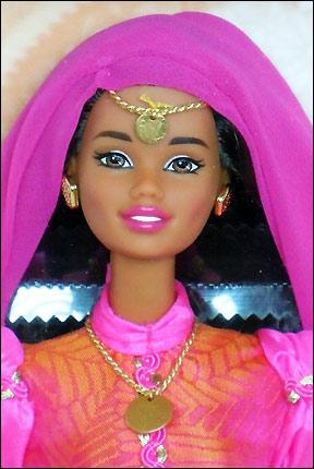 коллекционная кукла Барби Марокко