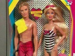Кукла Барби вернулась к своей старой любви — Кену