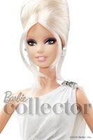 Коллекционная клубная кукла Барби Pinch of Platinum