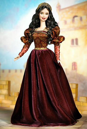 Барби Принцесса Португалии