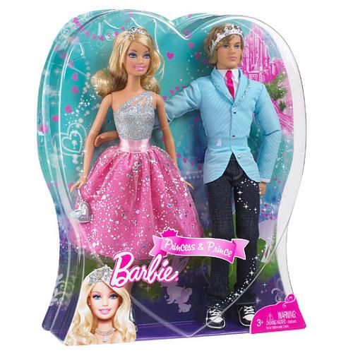 Barbie Modern Princess