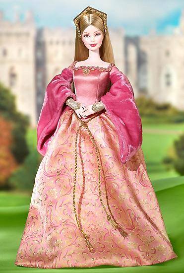 Барби Принцесса Англии