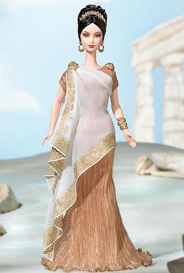 Коллекционная Барби Принциесса Греции